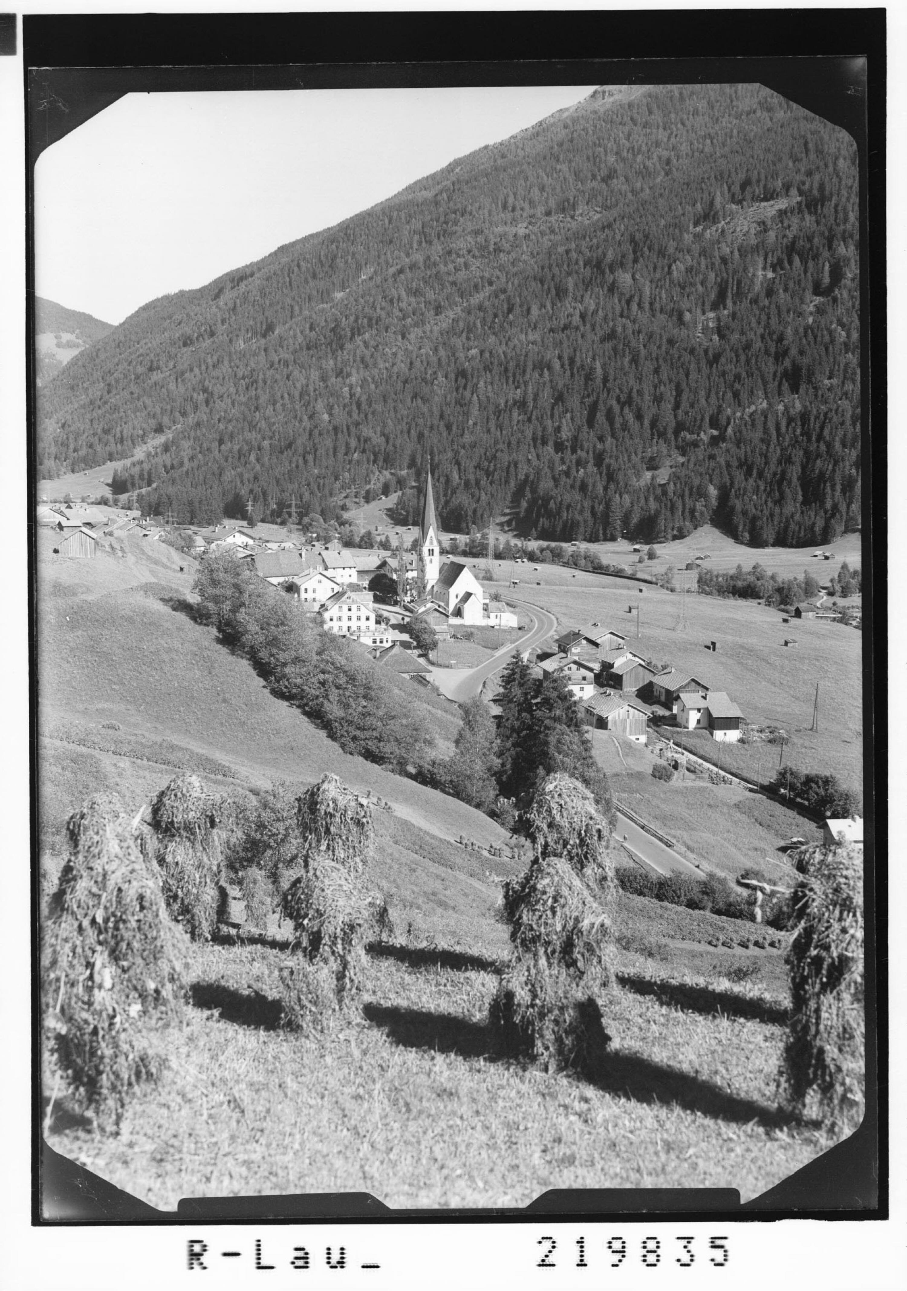 Pettneu im Stanzertal / Tirol von Risch-Lau