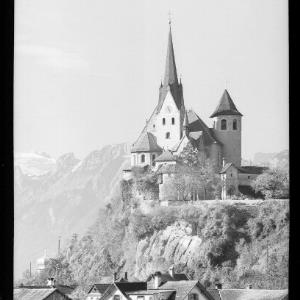 Liebfrauenkirche in Rankweil / Vorarlberg von Rhomberg