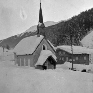 Kapelle in Danöfen / Oskar Spang von Spang, Oskar