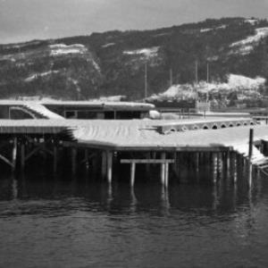 Seebühne der Bregenzer Festspiele / Oskar Spang von Spang, Oskar