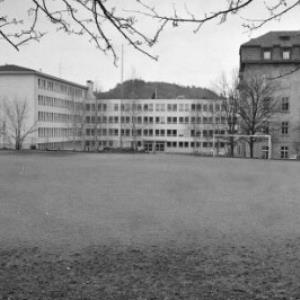 Lehrerbildungsanstalt Feldkirch / Oskar Spang von Spang, Oskar