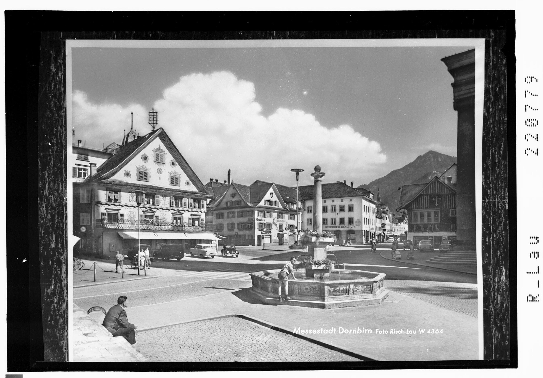 Messestadt Dornbirn von Risch-Lau