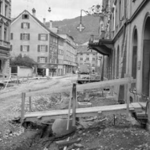 Umbau der Römerstraße in Bregenz / Oskar Spang von Spang, Oskar