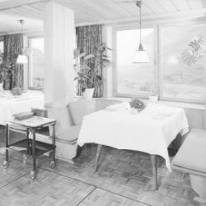 Speiseraum im Hospiz Hotel in St.Christoph am Arlberg von Risch-Lau