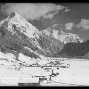 Schoppernau im Bregenzer Wald / Vorarlberg von Rhomberg