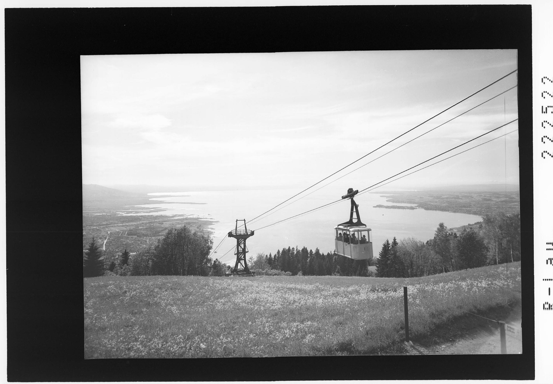 Blick vom Pfänder auf den Bodensee von Rhomberg