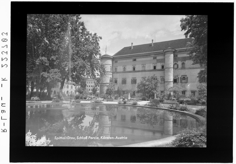 Spittal / Drau / Schloss Porcia / Kärnten - Austria von Gamberger