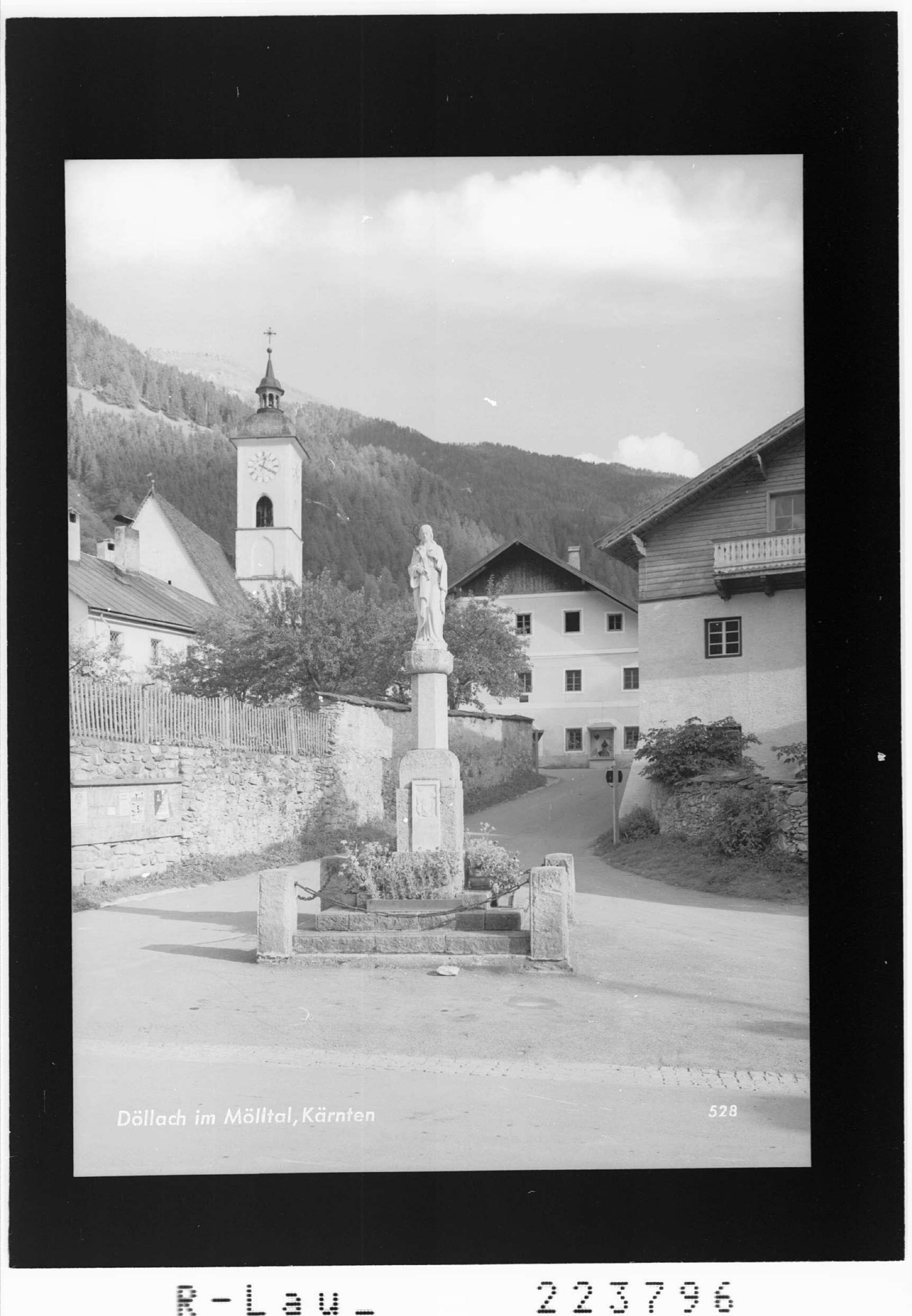 Döllach im Mölltal / Kärnten von Gamberger