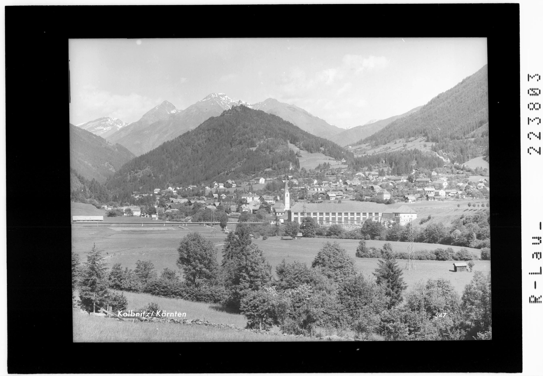 Kolbnitz / Kärnten von Gamberger