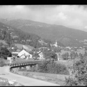 Berg im Drautal von Gamberger