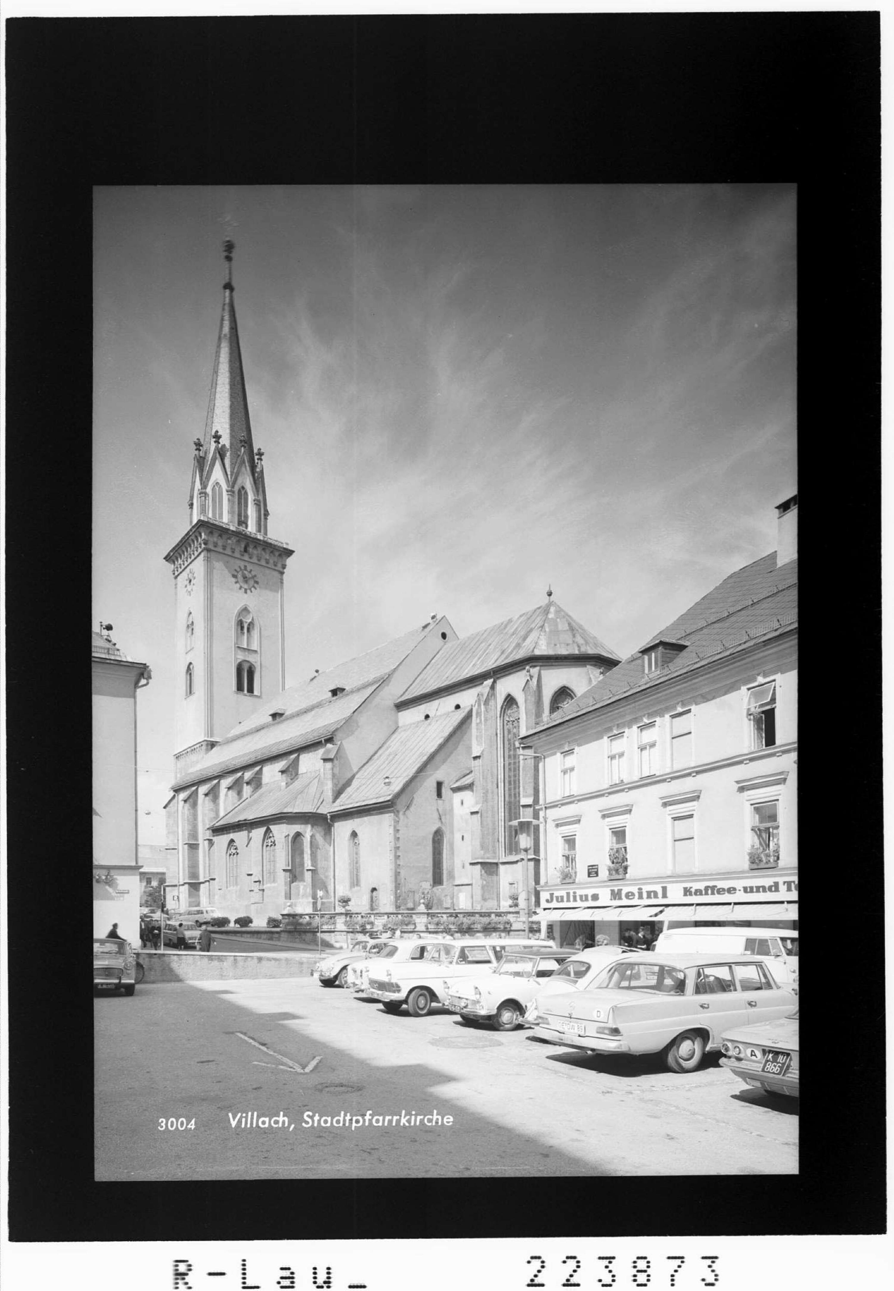 Villach / Stadtpfarrkirche von Gamberger