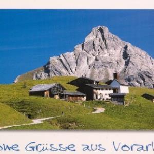 Lech Schöne Grüsse aus Vorarlberg! / Foto: Alexander Kaiser, Braz von Kaiser, Alexander
