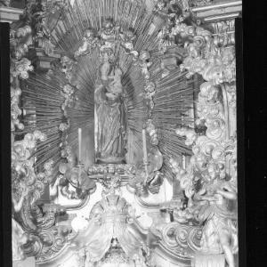 Hochaltar in der Liebfrauenkirche in Rankweil von Risch-Lau