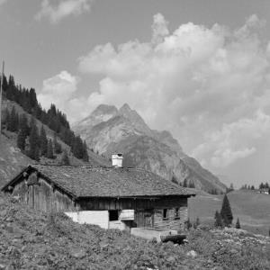 Schröcken, Sennerei der Alpe Felle / Franz Beer von Beer, Franz