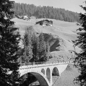 Warth, Brücke / Franz Beer von Beer, Franz