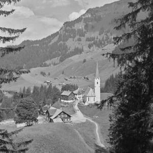 Schröcken, Pfarrkiche Mariä Himmelfahrt / Franz Beer von Beer, Franz