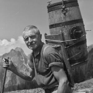 Schröcken, Personenporträt / Franz Beer von Beer, Franz
