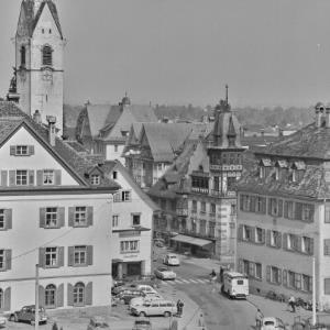 Dornbirn, Stadtzentrum / Franz Beer von Beer, Franz