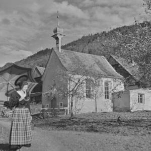 Dornbirn - Watzenegg, alte Kapelle / Franz Beer von Beer, Franz