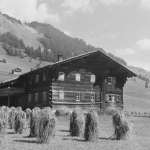 Mittelberg, Weiler Bödmen / Franz Beer von Beer, Franz