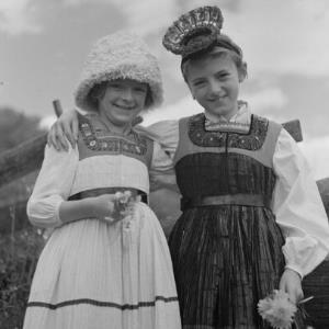 Töchter von Franz Beer, Ilse und Renate / Franz Beer von Beer, Franz