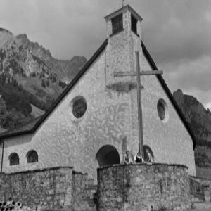 Langen am Arlberg, Kirche St. Theresia / Franz Beer von Beer, Franz