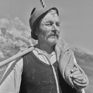 Au - Argenau, Personenporträt / Franz Beer von Beer, Franz