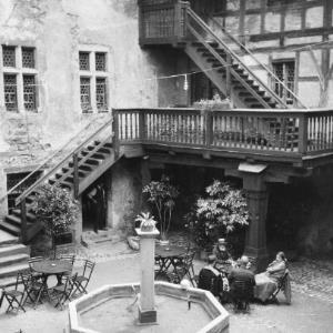 Feldkirch, Schattenburg / Franz Beer von Beer, Franz