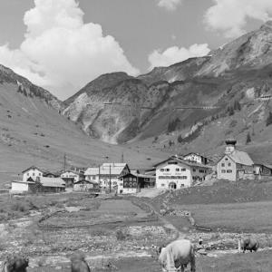 Stuben am Arlberg / Franz Beer von Beer, Franz