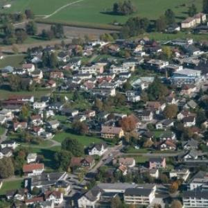 Altach - Bauern, Grenze Hohenems von Amt der Vorarlberger Landesregierung Abteilung Raumplanung