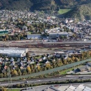 Bludenz - allgemein von Amt der Vorarlberger Landesregierung Abteilung Raumplanung