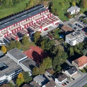 Feldkirch-Altenstadt, Gymnasium-Berufsschule von Amt der Vorarlberger Landesregierung Abteilung Raumplanung