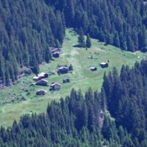 Gaschurn - Tafamunt von Amt der Vorarlberger Landesregierung Abteilung Raumplanung