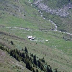 St. Gallenkirch - Alpe Netza von Amt der Vorarlberger Landesregierung Abteilung Raumplanung