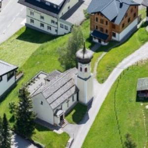 St. Gallenkirch - Gargellen, Kirche von Amt der Vorarlberger Landesregierung Abteilung Raumplanung