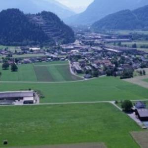 Ludesch - Unterfeld, Bahnhof, Zementwerkstraße 33 von Amt der Vorarlberger Landesregierung Abteilung Raumplanung