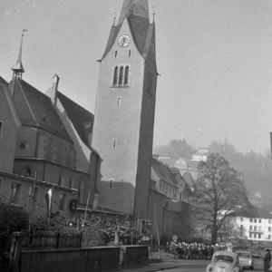 Feldkircher Dom / Oskar Spang von Spang, Oskar