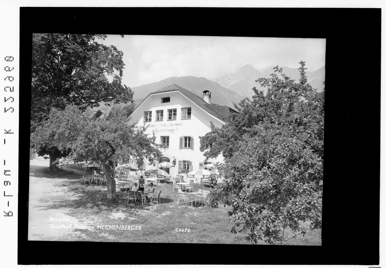 Barwies / Gasthof Pension Hechenberger von Wilhelm Stempfle