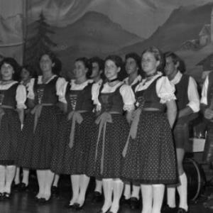 25 Jahre Verband der Südtiroler in Vorarlberg - Heimatabend / Oskar Spang von Spang, Oskar