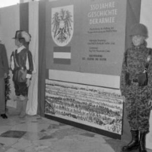 Heeresgeschichtliche Ausstellung / Oskar Spang von Spang, Oskar