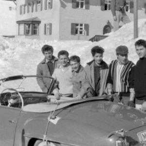 Winter in Lech-Zürs / Oskar Spang von Spang, Oskar