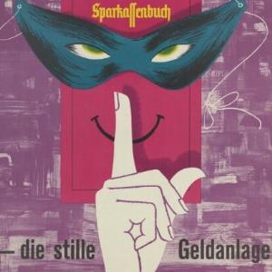 Werbeplakat der Sparkassen / Heinz Traimer ; Sparkassen von [Hersteller nicht ermittelbar]