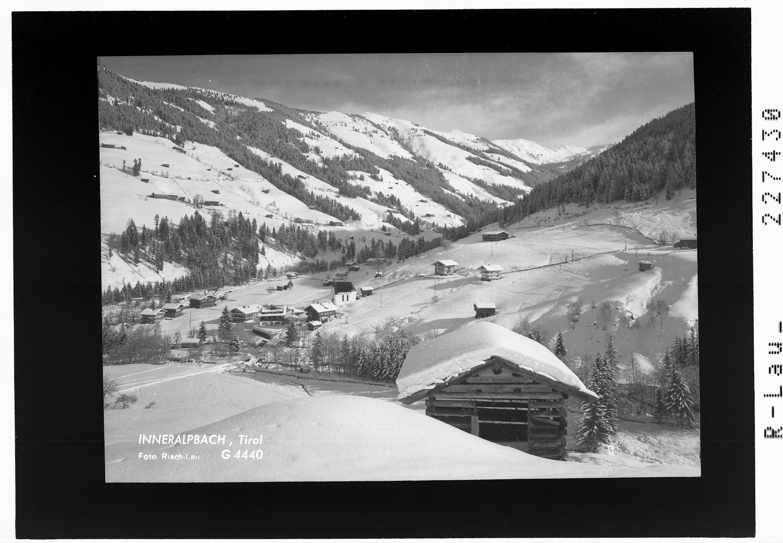 Inneralpbach / Tirol von Wilhelm Stempfle