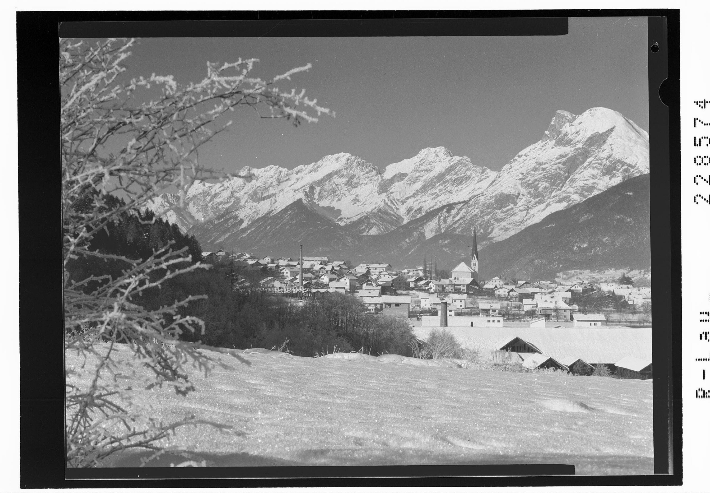 Inzing gegen Mieminger Gebirge / Tirol von Risch-Lau