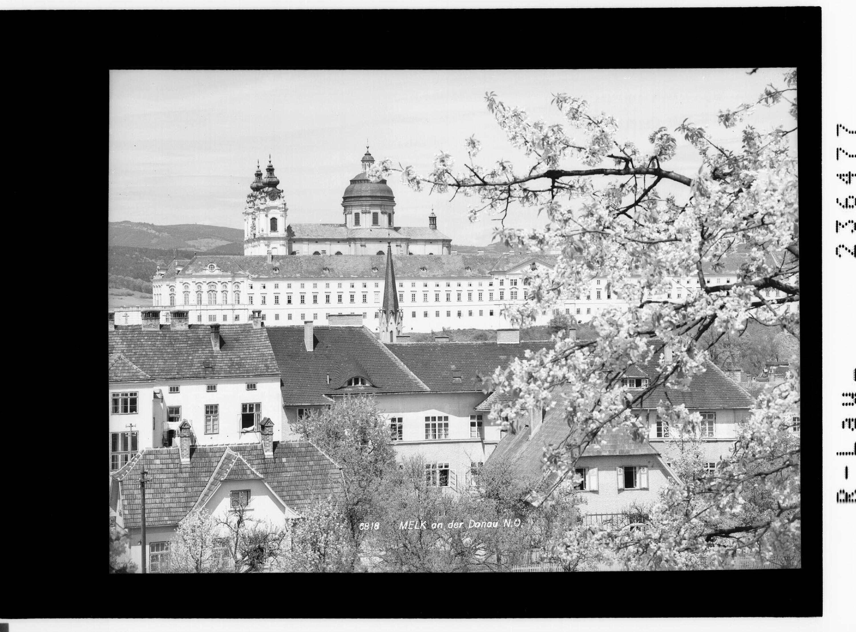 Melk an der Donau / Niederösterreich von Rhomberg