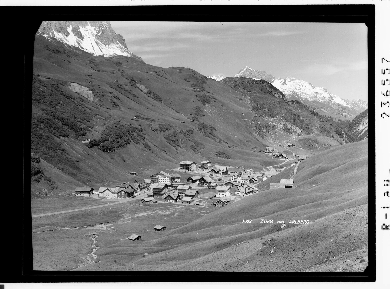 Zürs am Arlberg von Rhomberg