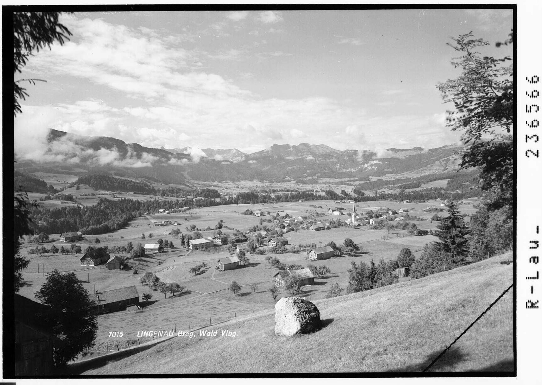Lingenau / Bregenzer Wald / Vorarlberg von Rhomberg