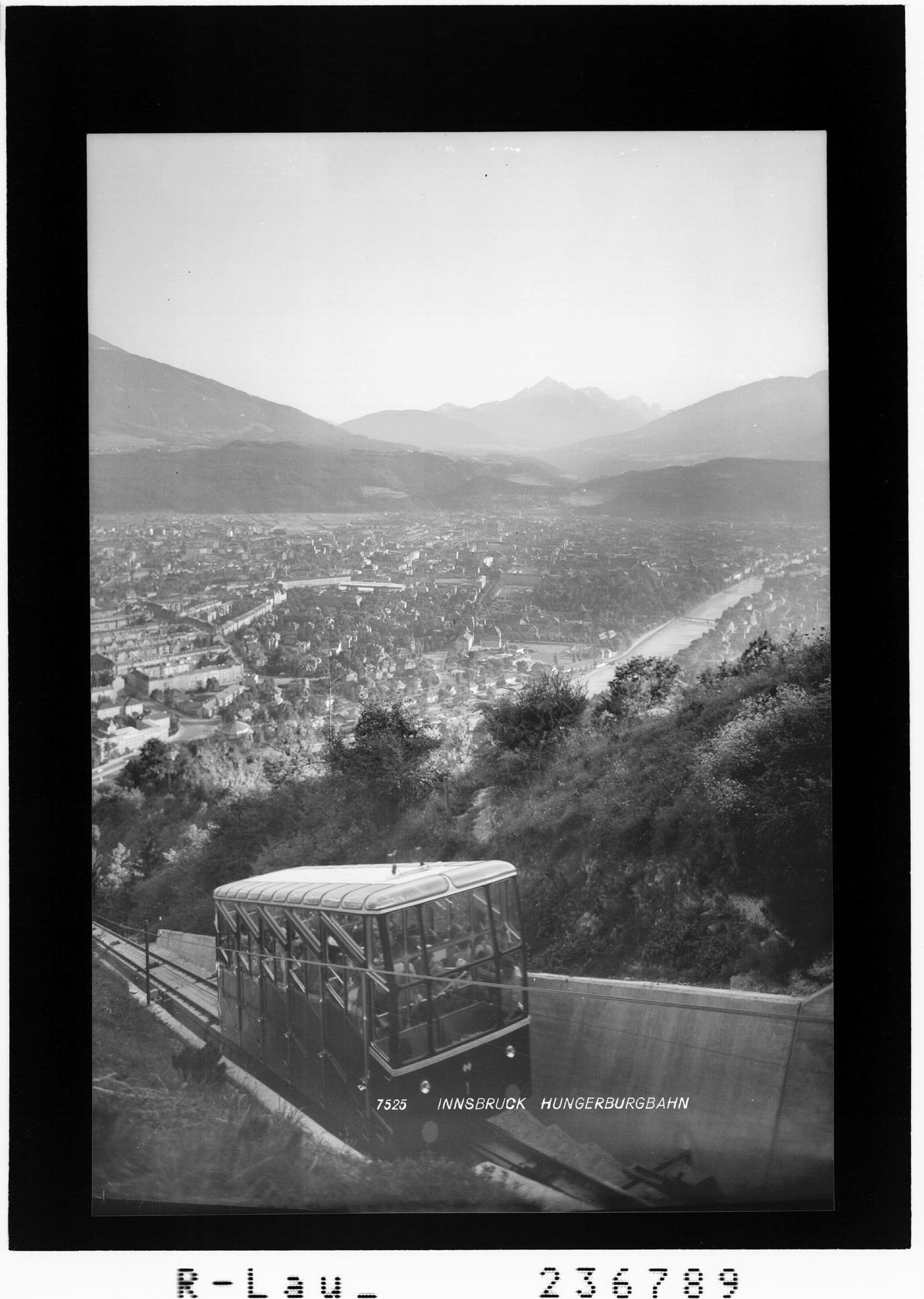 Innsbruck / Hungerburgbahn von Rhomberg