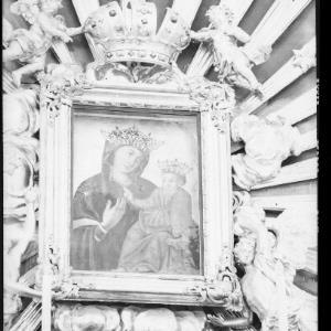 Maria-Langegg / Wachau / Gnadenbild Maria Heil der Kranken von Rhomberg