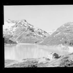 Alpengasthof Piz Buin auf der Bieler Höhe von Risch-Lau